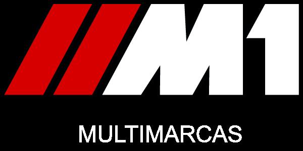 Logo  M1 Multimarcas